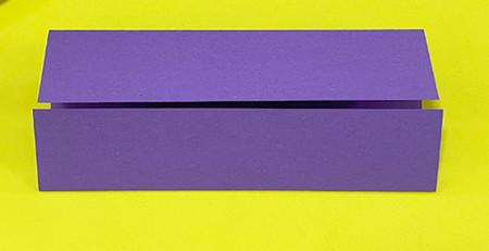 折纸滑板车图解 手工折纸-第3张