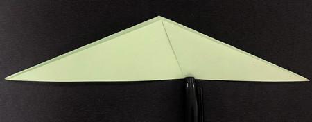 折纸鸽子的折法图解 手工折纸-第6张