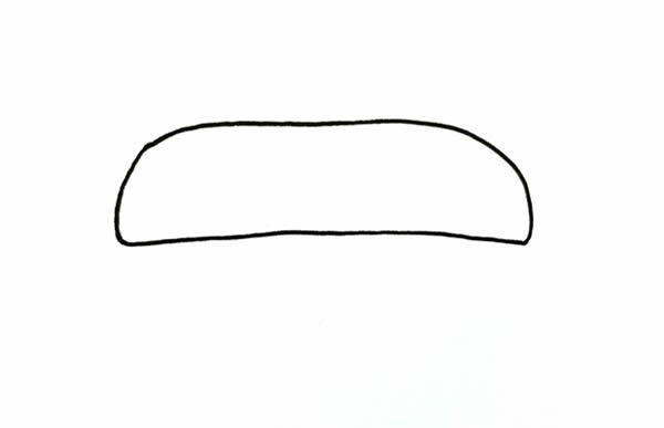 松果画法步骤,儿童简笔画松果画法 中级简笔画教程-第2张