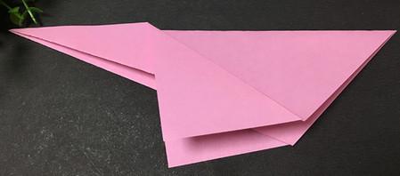 儿童手工折纸步骤图解法 手工折纸-第5张