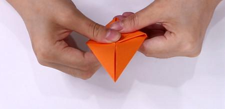手工折纸飞机的步骤图解 手工折纸-第7张