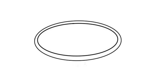 一碗粥简笔画图片