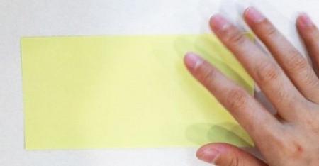折纸毛毛虫简单折法 手工折纸-第2张