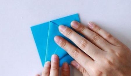 手工折纸蜘蛛图解步骤 手工折纸-第4张