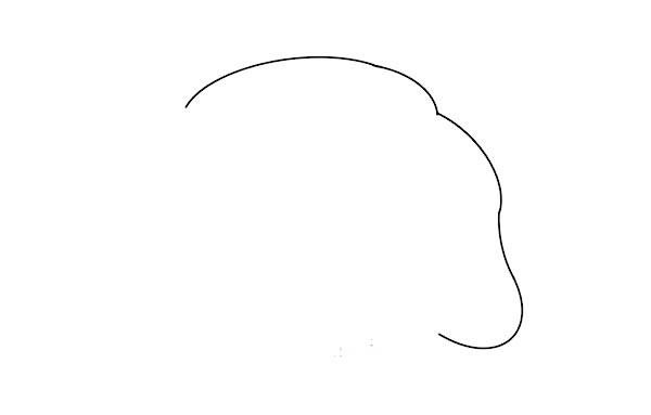 三文鱼寿司简笔画图片