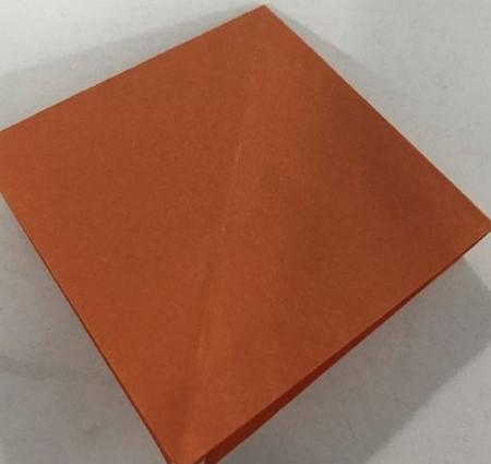 折纸康乃馨的步骤图 手工折纸-第3张