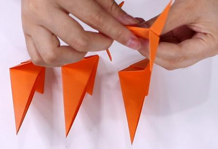 手工折纸飞机的步骤图解 手工折纸-第11张