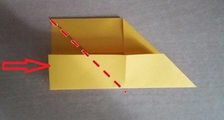 彩色立方体折纸教程 手工折纸-第8张