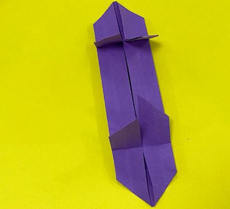 折纸滑板车图解 手工折纸-第11张
