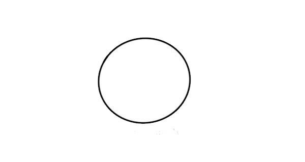 简单易学的向日葵彩色简笔画 初级简笔画教程-第2张