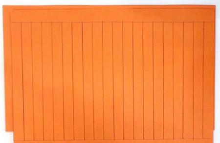 折纸南瓜灯笼的步骤图解 手工折纸-第2张