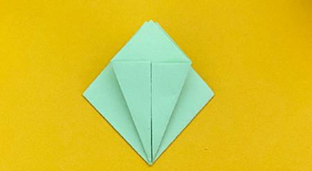 儿童手工折纸康乃馨花教程 手工折纸-第14张