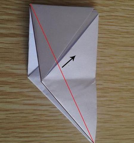 折纸宇宙飞船图解 手工折纸-第7张