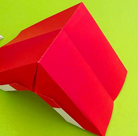 帐篷折纸方法图解 手工折纸-第16张