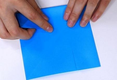 儿童手工折纸帆船折法图解 手工折纸-第6张