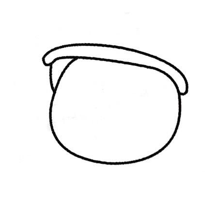 教小朋友画王子简笔画 中级简笔画教程-第3张
