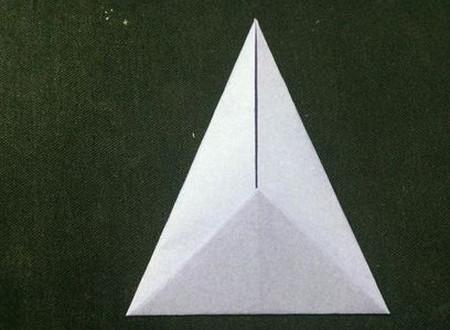 折纸大象的折法步骤 手工折纸-第4张
