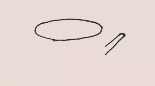 树桩简笔画的画法 初级简笔画教程-第2张