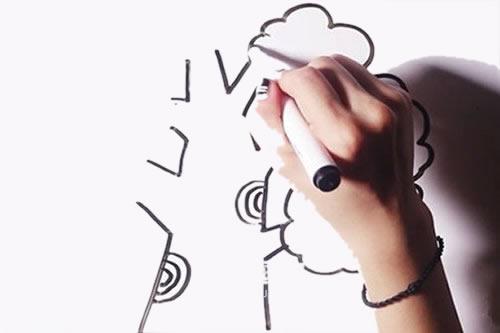 简单易学的大树儿童简笔画 中级简笔画教程-第4张