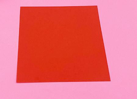 折纸樱桃步骤图解法 手工折纸-第2张