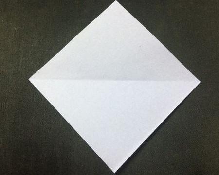 折纸大象的折法步骤 手工折纸-第2张