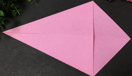 儿童手工折纸步骤图解法 手工折纸-第3张