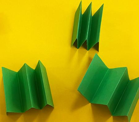 书本折纸方法图解 手工折纸-第4张