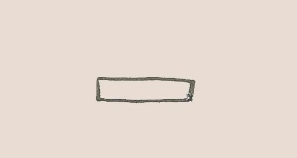 儿童简笔画仙人掌画法 初级简笔画教程-第2张