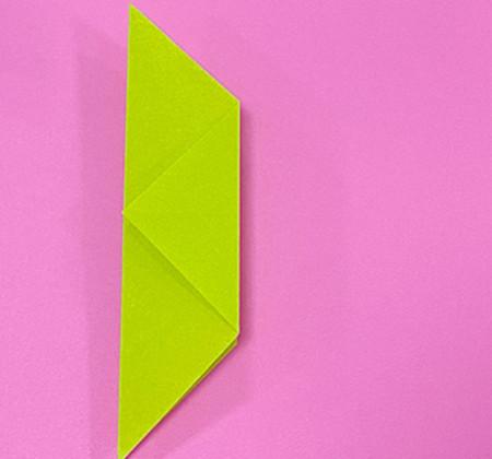 蜈蚣折纸图解步骤 手工折纸-第3张