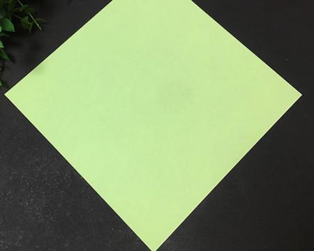 简单的折纸青蛙简单折法 手工折纸-第2张