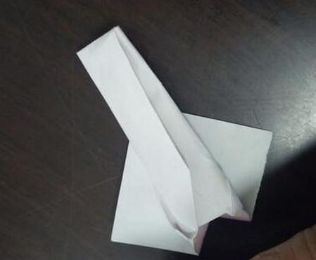 爱心笔帽的折法图解 手工折纸-第11张