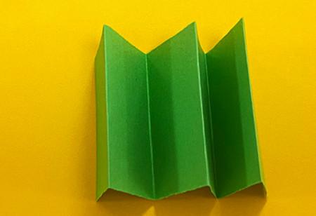书本折纸方法图解 手工折纸-第3张