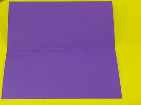 折纸滑板车图解 手工折纸-第2张