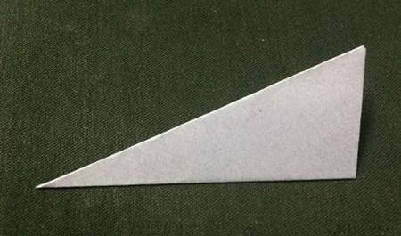 折纸大象的折法步骤 手工折纸-第5张