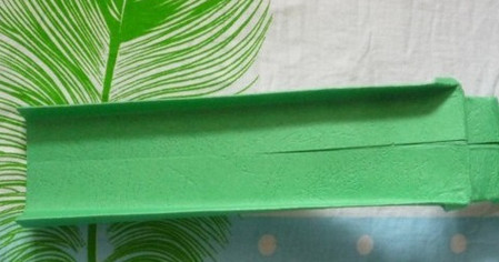 滑滑梯折纸步骤图 手工折纸-第14张