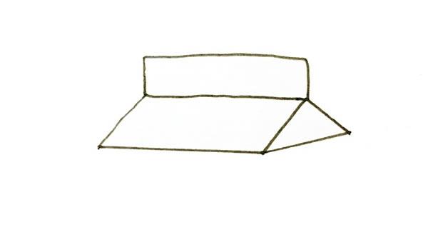盒装饮料简笔画_饮料简笔画画法步骤图片