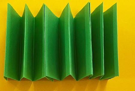 书本折纸方法图解 手工折纸-第5张