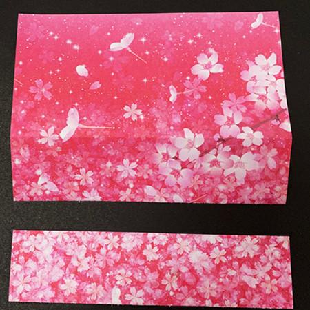 手提包折纸步骤图 手工折纸-第3张
