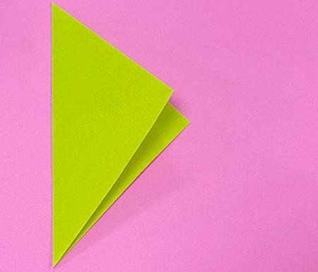 蜈蚣折纸图解步骤 手工折纸-第2张