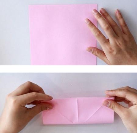 手工折纸立体章鱼怎么折图解 手工折纸-第2张