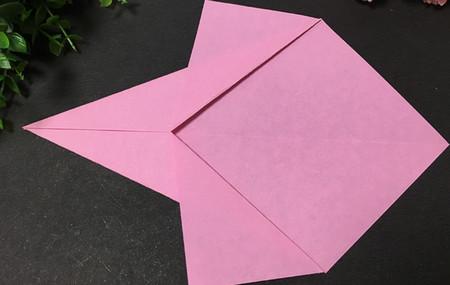 儿童手工折纸步骤图解法 手工折纸-第4张