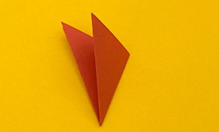儿童手工折纸康乃馨花教程 手工折纸-第5张