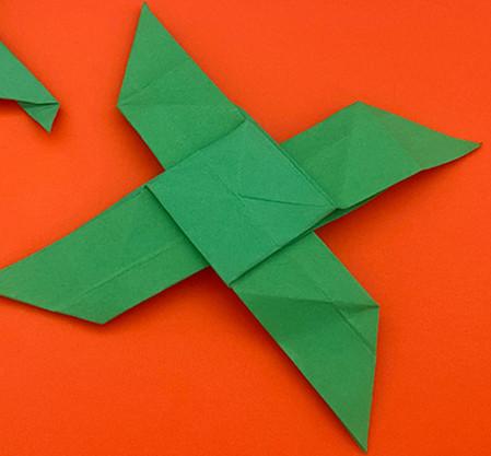 回力标折纸教程图解 手工折纸-第16张