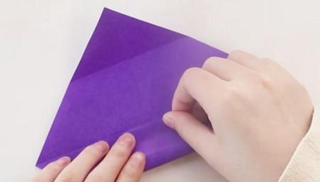 手工折纸文具盒步骤图 手工折纸-第5张