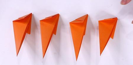 手工折纸飞机的步骤图解 手工折纸-第9张