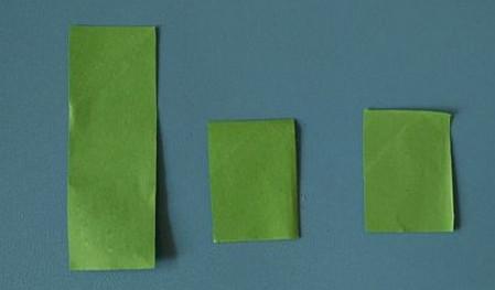 小椅子折纸步骤图解 手工折纸-第9张