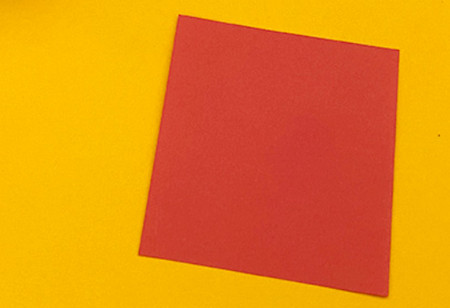 儿童手工折纸康乃馨花教程 手工折纸-第2张