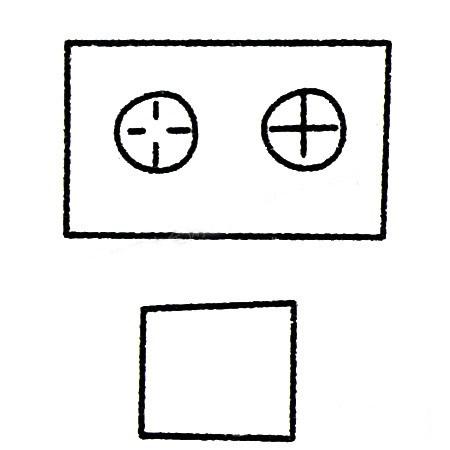 教小朋友画简单的机器人简笔画 人物-第4张