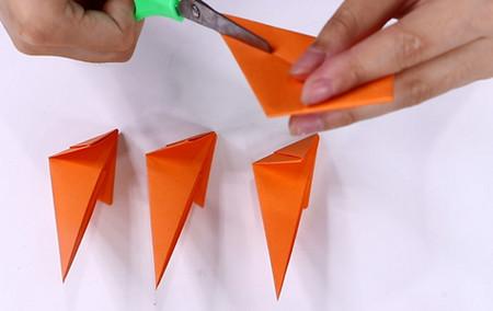 手工折纸飞机的步骤图解 手工折纸-第10张