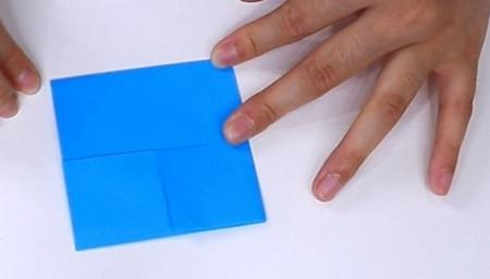 儿童手工折纸帆船折法图解 手工折纸-第8张